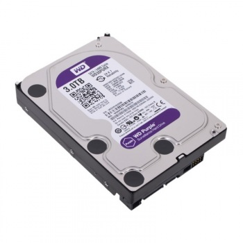 3Tb Western Digital WD30PURX Purple, SATA III